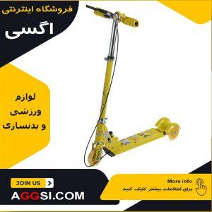 آموزش راندن اسکوتر برقی اسکوتر برقی ناین بات اسکوتر برقی کویر موتور