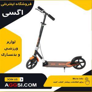 اسکوتر ۴ چرخ اسکوتر برقی شیپور اسکوتر برقی حرفه ای