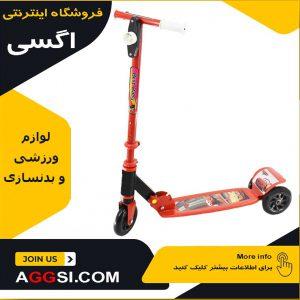 آموزش اسکوتر برقی فارسی اسکوتر برقی دسته دار قیمت اسکوتر دوپایی